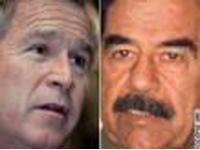 Sentenças de morte – Saddam 148, Bush 152