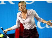 Sharapova vence sua compatriota e encara Venus