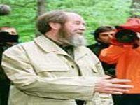 O Vencedor do Prémio de Nobel, Solzhenitsyn, Morreu