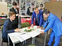 CEARTE prepara concorrentes da Bélgica ao Euroskills - Campeonato Europeu das Profissões. 29167.jpeg