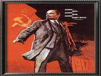 Aniversário de Lenin e Pravda