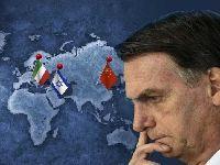 Política externa de Bolsonaro dá as costas para o Brasil. 30169.jpeg