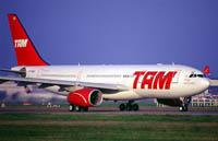 Airbus da TAM faz pouso não programado para reparos em Londrina
