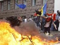 Moldova: Elementos desordeiros semeiam o caos