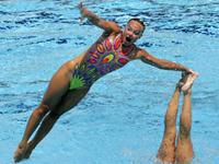 Equipe russa de nado sincronizado venceu Troféu Mundial no Rio