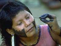 Índios Kayapó enviaram uma carta a Lula