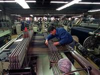 Produção industrial cresce 1,7% em setembro