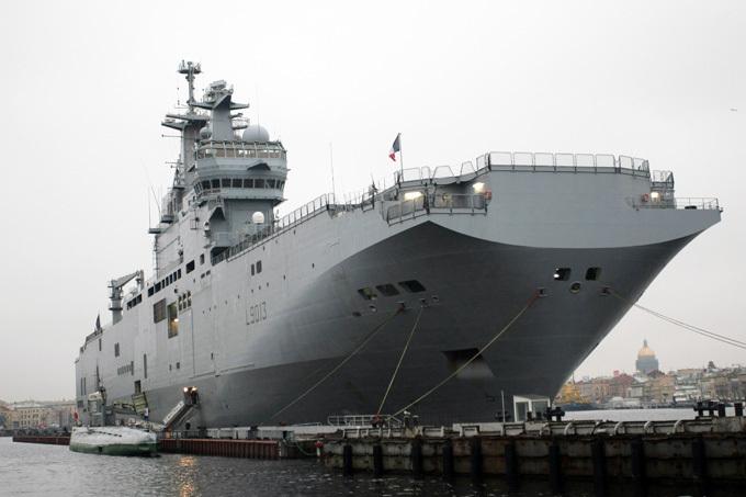 França quer deixar Rússia sem Mistrais e sem recompensa completa. França quer deixar Rússia sem Mistrais e sem recompensa completa