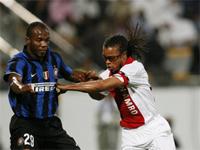 Internacional de Porto Alegre venceu a Internazionale  de Milão e ganhou a Dubai Cup