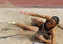 Pan-Americano: Brasil conquista o ouro e a prata no salto em distancia