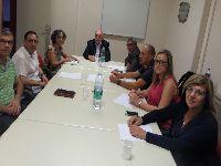 Elvas: Candidatura da  CDU reuniu com a Administração do Hospital de Santa Luzia. 27184.jpeg
