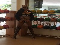 Mc Pocahontas posa cheia de estilo para campanha. 28187.jpeg