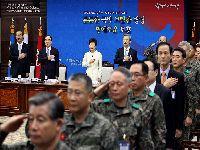 Coreia do Sul tem histórico de golpes de Estado, ditaduras e suicídio de presidente. 26188.jpeg