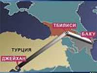 Oleoduto Bakú-Tbilissi-Ceyhan