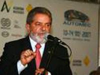 Lula: FFAA e a defesa da nação