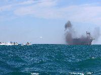 Irã fechará estreito de Ormuz se EUA impedirem exportações de petróleo, avisa exército. 29192.jpeg