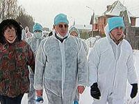 Mais dois focos de gripe aviária em arredores de Moscovo