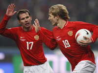 Rússia venceu Inglaterra