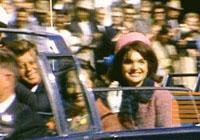 Divulgado o novo filme doméstico dos últimos momentos de  John Fitzgerald Kennedy