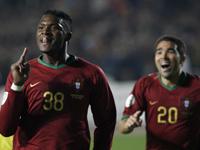 Portugal  derrotou  Cazaquistão