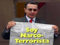 Denúncia contra Uribe