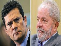 Moro dedicou mais da metade da carreira na perseguição a Lula. 31197.jpeg