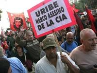Primo de Uribe é preso na Colômbia e oposição pede novas eleições