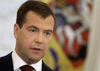 Medvedev: Mudança nos Estados Unidos, Mudança na Rússia