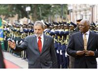 Lula: US$ 1 bilhão em financiamentos para Angola