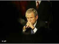 Bush: 800 bn. em guerras