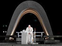 Papa Francisco condena dissuasão nuclear. 32210.jpeg