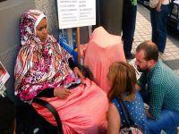 Mãe Saharaui em greve de fome. 22214.jpeg