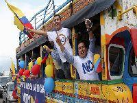 Governo colombiano volta a se reunir com FARC após rejeição popular do acordo de paz. 25214.jpeg