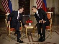 Medvedev e Obama: Oportunidade histórica