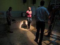 Oficina de iluminação cénica em Bissau no âmbito de projecto europeu. 20216.jpeg