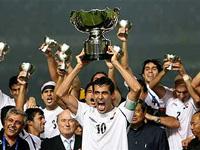 Iraque conqustou a Copa da Ásia