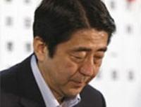 Abe não demitir-se-á apesar da perda da maioria  no Senado