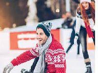 Resort de Natal UBBO recebe Pai Natal na pista de gelo. 32220.jpeg