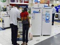 Brasil: Vendas do varejo aumentam