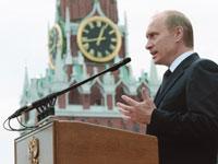 Que dizem os gestos e mímicas do presidente da Rússia?