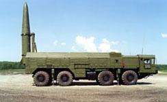 "Cúpula Rússia – UE  pode discutir os mísseis russos ""Iskander"""