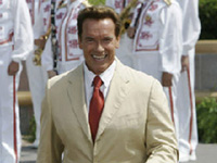 Schwarzenegger comemora hoje 60  anos