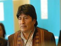 Morales denuncia plano para assassiná-lo