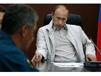 Putin: ações da Geórgia são criminosas, enquanto que as ações da Rússia são absolutamente legítimas