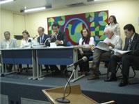 Audiência pública para discutir questões sobre Código Estadual do Meio Ambiente