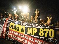 Bolsonaro devolve demarcações a ruralistas e abre nova disputa com o Congresso. 31233.jpeg