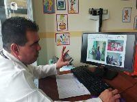 Cuba honrou «os que trazem alívio» no Dia da Medicina Latino-americana. 32233.jpeg