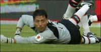 Palop Duda na final da Taça UEFA