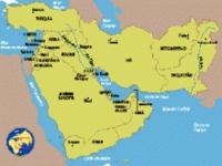 Oriente Médio em 2010