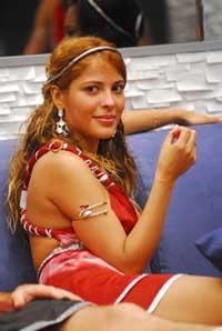 Gyselle Soares é favorita do BBB8